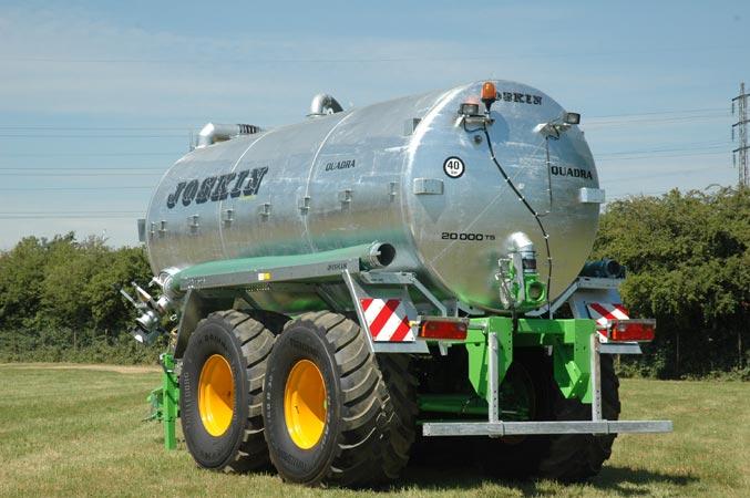Cuba de purin 20000 litros
